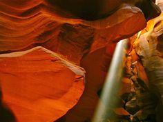 Antelope Canyon  #ArizonaPhotography  #lightshaft