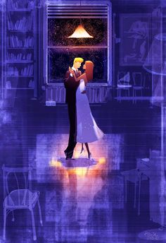 Pascal Campion.  Happy Anniversary!