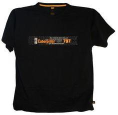 Tee-shirt Caterpillar coton pour Hommes - Code produit: 9685764 - Cliquez sur la photo pour voir la fiche produit