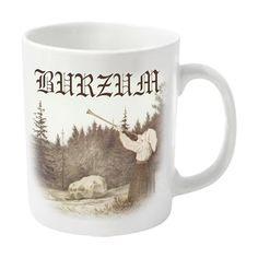 Burzum - Mug (Filosofem) Mugs, Tableware, Metalhead, Random Stuff, Beer, Random Things, Root Beer, Dinnerware, Ale
