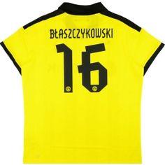 2012-13 Dortmund Winter/Xmas Home Shirt Błaszczykowski #16 *w/Tags*