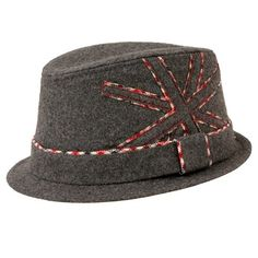 Union Jack Trilby - @Fore!!Axel