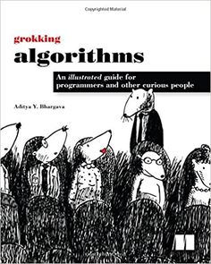 Grokking Algorithms: An illustrated guide for programmers and other curious people: Aditya Bhargava: 4708364241294: Amazon.com: Books