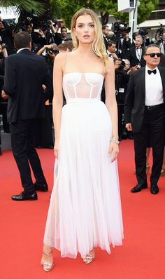 See our coverage of the best red carpet looks from the 2017 Cannes Film Festival.