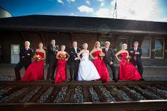 Kelli Medved & Jeromy Conklin Wedding Gallery - Matt Mason Photography