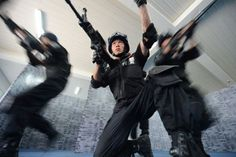 IDS Tactical training