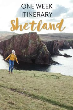 How to Spend a Week in Shetland - Heart My Backpack one week shetland itinerary including places to visit, stay, and eat in Shetland, Scotland Scotland Travel, Scotland Trip, Highlands Scotland, Glasgow Scotland, Scottish Highlands, Shetland, Archipelago, Family Travel, Travel Uk