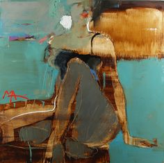 Kai Fine Art is an art website, shows painting and illustration works all over the world. Abstract Portrait, Portrait Art, Abstract Art, Portraits, Figure Painting, Painting & Drawing, Modern Art, Contemporary Art, Figurative Art