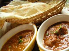 Spicy Eggplant and Kofta Curry
