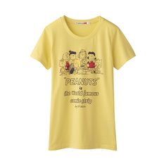 af3bfe737 #Peanuts Graphic T-Shirt Snoopy Clothes, Dream Closets, Charlie Brown  Peanuts,