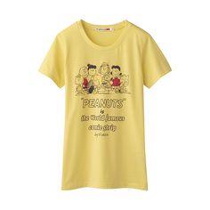#Peanuts Graphic T-Shirt