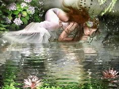 Water Animations - Oceans to Angels - Image 7 - Tranquil Waters - Fantasy Art