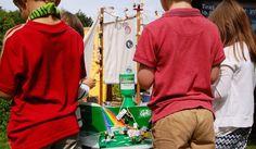 Many hands help Lego protesters block Shell   Greenpeace UK