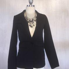 H&M Black Blazer Super comfy and classy H&M Jackets & Coats Blazers