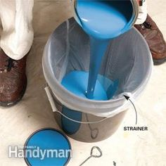 Paint a room fast & efficiently with excellent tips from paint pro Bill Nunn