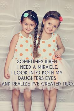 Mine arent twins but true