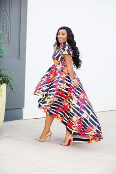 Pregnant and slaying: Chic Ama redefines maternity style - Maternity Nest Latest African Fashion Dresses, African Dresses For Women, African Print Dresses, African Print Fashion, African Wear, African Prints, African Fabric, African Traditional Dresses, Traditional Outfits