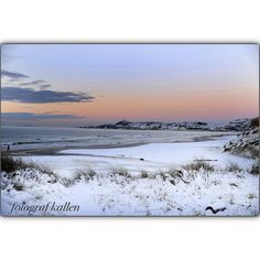 Winter Beach  © fotografkallen.com