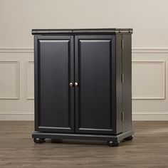 Found it at Wayfair - Robinwood Expandable Bar Cabinet with Wine Storage