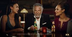 """After roughly nine years, the brewer of Dos Equis beer has decided maybe the world's reigning """"Most Interesting Man"""" isn't so interesting anymore."""