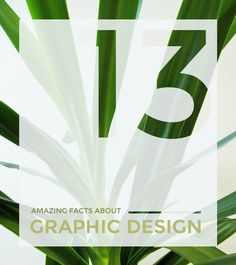 13 Amazing Facts About Graphic Design! While doing a casual research on the history and origins of graphic design, I found the following 13 Amazing Facts About Graphic Design! They're littl... http://83oranges.com/13-amazing-facts-graphic-design/