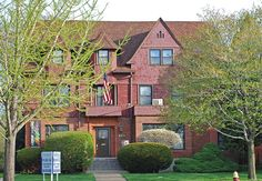 William F. Harris House 8335 East Jefferson Avenue Detroit MI (Indian Village)