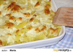 Plesnivé brambory recept - TopRecepty.cz