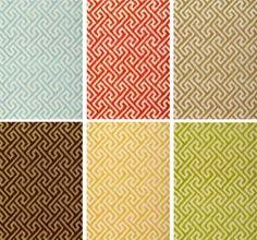 Patterns geometric colour