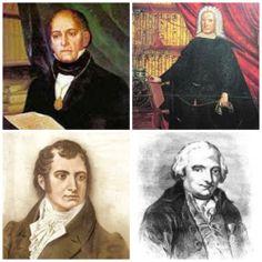 Uni de los primeros autores de letras hispanoamericanos en el siglo XVlll fueron: -El venezolano Jose de Oviedo y Baños. -Los peruanos Pedro Peralta y Barrionuevo, y Pablo de Olavide y Jauregui. -Y el argentino Manuel Jose de Laverden.