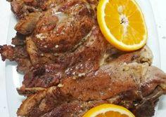 Μαλακές μπριζόλες στον φούρνο με σως πορτοκαλιού!!🍊 Corfu, Beef Recipes, Meat, Food, Meat Recipes, Essen, Meals, Yemek, Eten