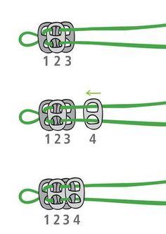how to: pop tab bracelet