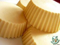 """""""Крем-брюле"""" творожное Творог (лучше брать творог понежнее, достаточно жирный) — 200 г Молоко сгущенное(вареное) — 0,5 бан. Молоко— 50 мл"""