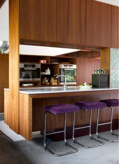 Mid-Century Kitchen