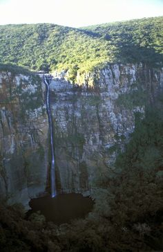 Bawa Falls - Eastern Cape, South Africa