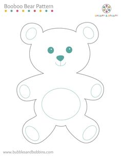 bubbles+bobbins: Owie Owl & Booboo Bear Tutorial