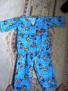 Fancy Nancy Pajamas