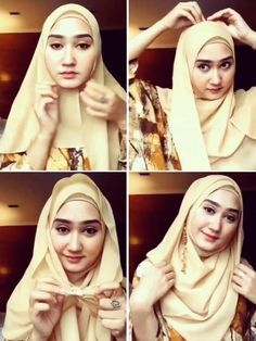 Discover recipes, home ideas, style inspiration and other ideas to try. Tutorial Hijab Segi 4, Simple Hijab Tutorial, Hijab Style Tutorial, Artistic Fashion Photography, Fashion Photography Inspiration, Pregnancy Fashion Summer Casual, Retro Fashion 90s, Instant Hijab, Modest Fashion Hijab