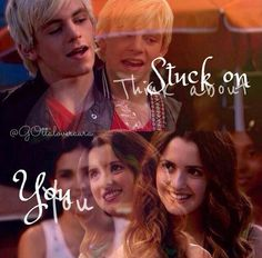 Disney Channel Shows, Disney Shows, Laura Marano, Austin And Ally, Ross Lynch, Funny Relatable Memes, Couple Goals, Childhood Memories, Beautiful Things