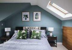 4 Easy And Cheap Diy Ideas: Attic Remodel Home Decor attic bedroom colors. Attic Conversion Apartment, Loft Conversion Bedroom, Attic Apartment, Attic Rooms, Attic Spaces, Attic Bathroom, Loft Room, Bedroom Loft, Bedroom Decor
