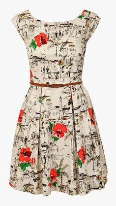 Cute Ladies Dress