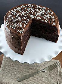 Authentic Suburban Gourmet: Chocolate Espresso Cake