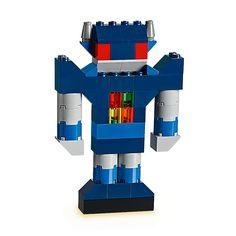Инструкции по сборке – LEGO® Classic – LEGO.com - LEGO.com
