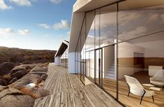 Villa Flattarna by Wingardhs Architecture Will Make You Want to Move to the Skagerrak Strait