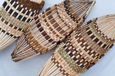 'Boat baskets' ~ Tim Johnson - Artist and Basketmaker