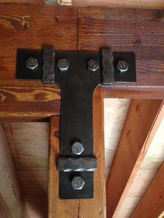Decorative iron beam brackets custom beam brackets for Old world traditions faux beams