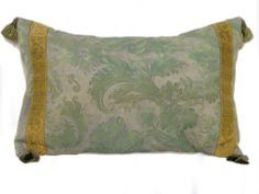Vintage Fortuny Pillow II