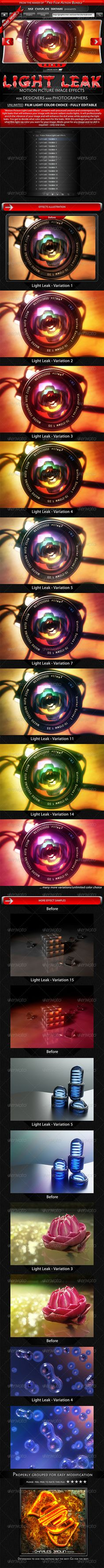 ◞ [Nulled]▵ Motion Picture Light Leak Effects Camera Digital Retouching Film Light Leak Glow Graphicriver Image Effect Hdr Image Effects Cool Photoshop, Photoshop Actions, Photography Tools, Photoshop Photography, River I, Pinhole Camera, Light Leak, Light Rays