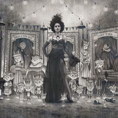 new work by Tom Bagshaw