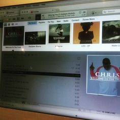 Loving @iamchrismusic_smm new album I can wait to see him at #GLLiveX