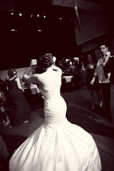 Amy Tripps wedding on Pinterest, that's the back of my head ;)
